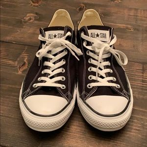 NWOT Vintage Converse All Star Low Top Sneakers